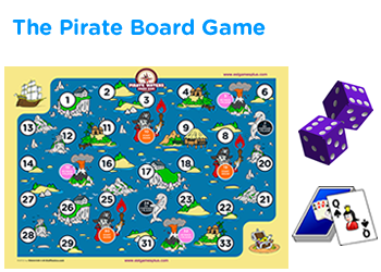 image regarding Printable Board Games referred to as 1st quality math board game titles pdf downloads