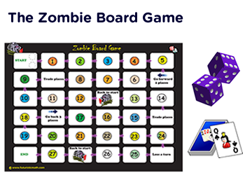 graphic relating to Printable Math Games 3rd Grade named 3rd quality math board video games, pdf