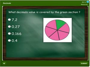 4th Grade Math Quizzes Online for kids