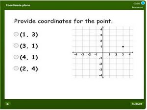 Coordinate Plane on math coordinate plane worksheets
